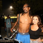 snoop dogg uldouz athletes v cancer matt barnes ucla drake stadium post game garry prophecy sun sunofhollywood 19