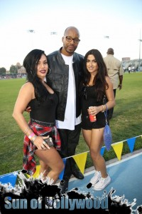 warren g athletes v cancer uldouz tracy jernagin cynthia medina daisy becarra garry prophecy sun sunofhollywood 04