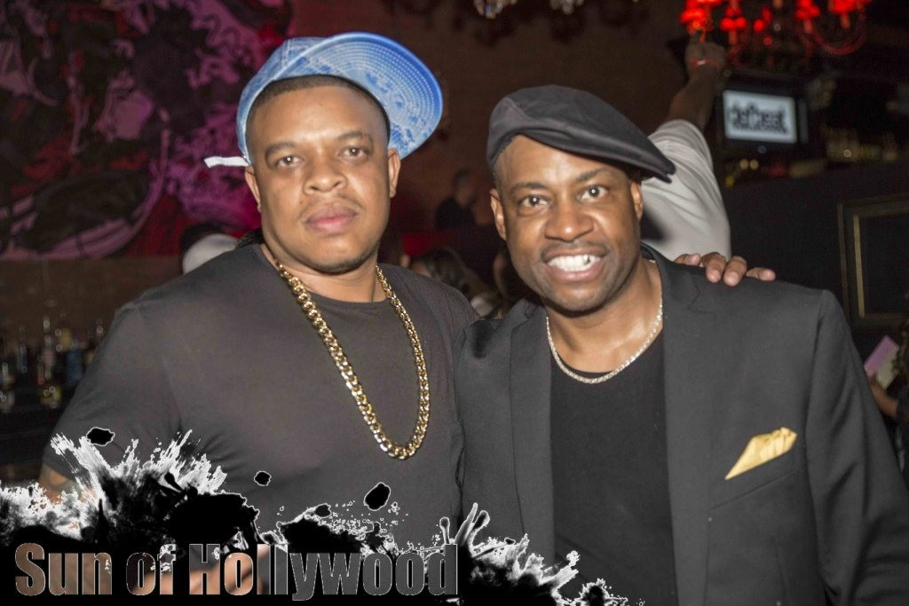 Dana Dane's legendary 50/30 BDay Party With Slick Rick, Curtis Young, Nigel Stargate, Crooked I, Scarface & Tony Rock