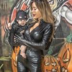 sarah stage james hunter halloween batman catwoman baby model pumpkin patch toluca lake festival petting zoo garry sun prophecy sunofhollywood 03