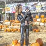 sarah stage james hunter halloween batman catwoman baby model pumpkin patch toluca lake festival petting zoo garry sun prophecy sunofhollywood 08