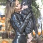 sarah stage james hunter halloween batman catwoman baby model pumpkin patch toluca lake festival petting zoo garry sun prophecy sunofhollywood 12