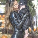 sarah stage james hunter halloween batman catwoman baby model pumpkin patch toluca lake festival petting zoo garry sun prophecy sunofhollywood 13