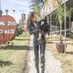 sarah stage james hunter halloween batman catwoman baby model pumpkin patch toluca lake festival petting zoo garry sun prophecy sunofhollywood 18