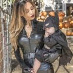 sarah stage james hunter halloween batman catwoman baby model pumpkin patch toluca lake festival petting zoo garry sun prophecy sunofhollywood 19