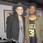 Evan Ross & Lil Caine The Artist... Sons On The Horizon