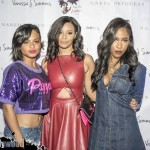 Christina Milian, Vanessa Simmons & Sevyn Streeter takin Over the Carpet