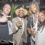 wiz khalifa listening party bishop don magic juan peaches big marvin stevie j juicy j ty dolla sign tocahantes faith evans shanice flex blind dragon garry sun prophecy sunofhollywood 01