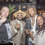 wiz khalifa listening party bishop don magic juan peaches big marvin stevie j juicy j ty dolla sign tocahantes faith evans shanice flex blind dragon garry sun prophecy sunofhollywood 20