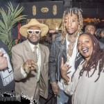 wiz khalifa listening party bishop don magic juan peaches big marvin stevie j juicy j ty dolla sign tocahantes faith evans shanice flex blind dragon garry sun prophecy sunofhollywood 21