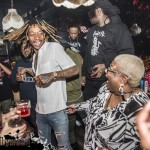 wiz khalifa listening party bishop don magic juan peaches big marvin stevie j juicy j ty dolla sign tocahantes faith evans shanice flex blind dragon garry sun prophecy sunofhollywood 50