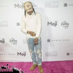 amber rose muva moji emoji launch party dave n busters hollywood highland dennis graham drake too short trinidad james mally mall garry sun prophecy sunofhollywood 26