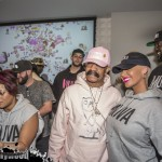 amber rose muva moji emoji launch party dave n busters hollywood highland dennis graham drake too short trinidad james mally mall garry sun prophecy sunofhollywood 38