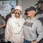 amber rose muva moji emoji launch party dave n busters hollywood highland dennis graham drake too short trinidad james mally mall garry sun prophecy sunofhollywood 40
