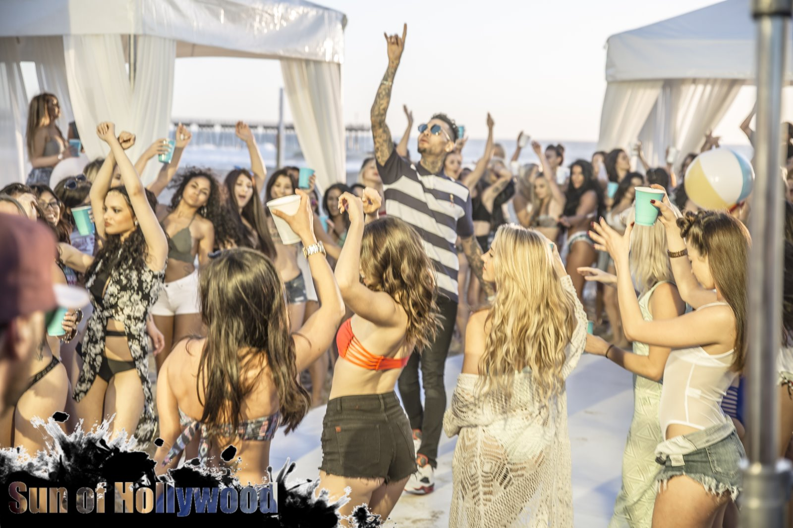 Chris Brown, Benny Benassi and Riveting Entertainment Give U A Taste Of Paradise
