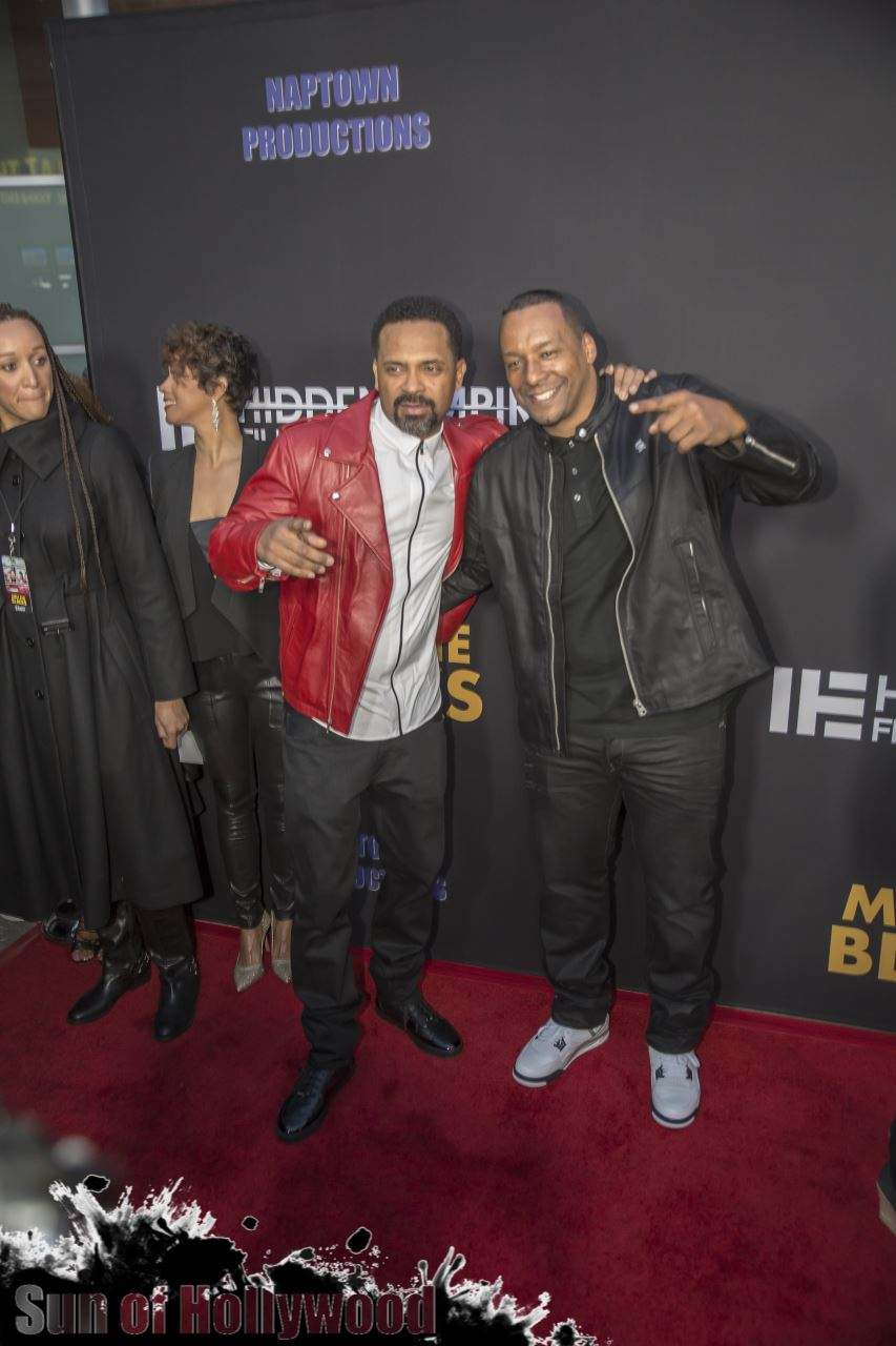Mike Epps and Deon Taylor ... Making Magic Happen
