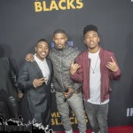 Tyrin Turner, Jamie Foxx & Lil Caine...  Forces To Be Reckoned With
