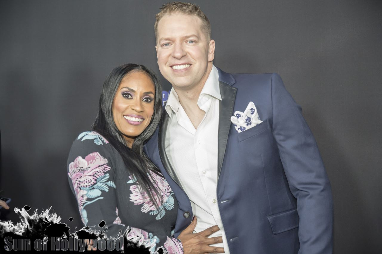 Gary Owen & His Wife ... No Masks