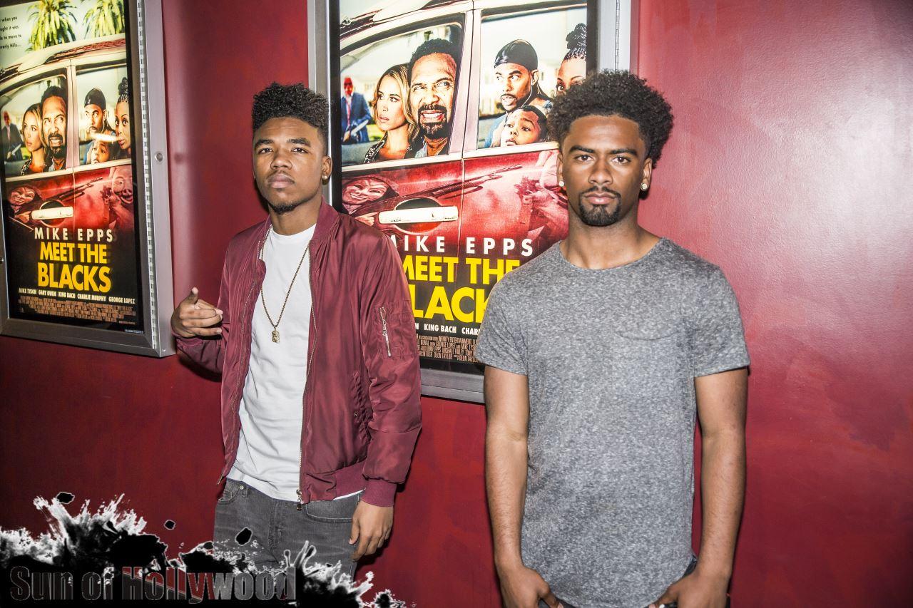 Lil Caine & Eric Representin