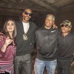 Raven Felix, Snoop, Director Deon Taylor & Nef The Pharoah Puttin In Werk