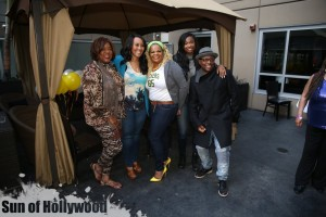 Loretta Devine, Yolanda Ross, Kimberly Zulkowski, Coco Jones & Alex Thomas... Welcome to Grandma's House