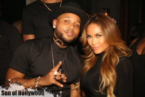 Daphne Joy & J Ryan gettin their Party Chill Vybez