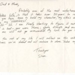 steve irwin letter 10 year anniversary garry sun prophecy sunofhollywood