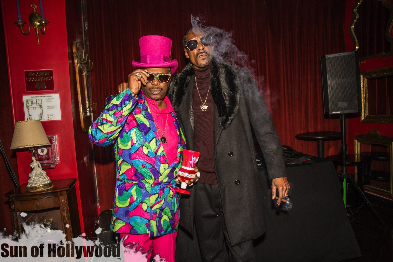 Sunofhollywoodcom Bishop Don Magic Juan